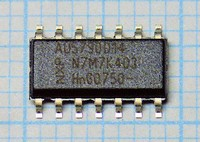 AU5790D14 Single wire CAN transceiver