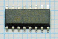M74HC4060 14 Stage binary counter/oscillator