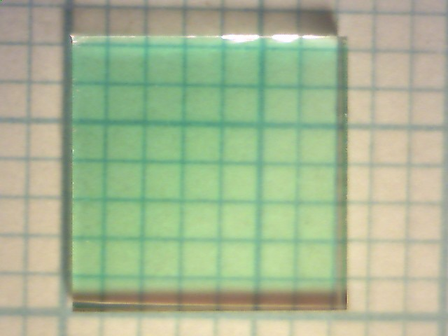 Ir filter voor Colour sensor
