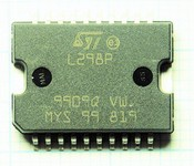 L298 Dual Full-bridge Driver