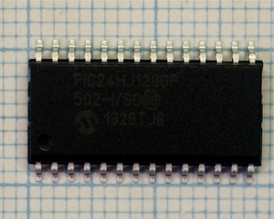 PIC24HJ128GP502-I/SO-28