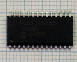 PIC24FJ64GA002-I/SO-28